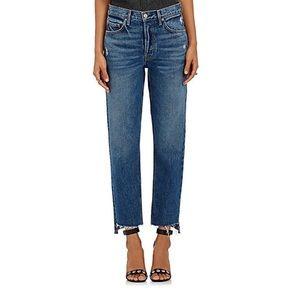 GRLFRND Helena Straight Leg Jeans